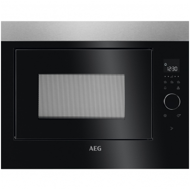 AEG-Electrolux MBE2658SEM Mikrobangė įmontuojama