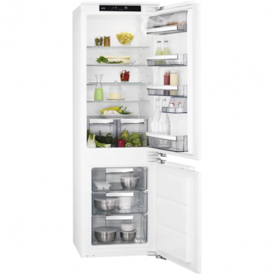 AEG SCE818D3LC Šaldytuvas įmontuojamas