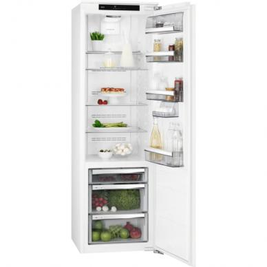 AEG SKE818E9ZC Šaldytuvas įmontuojamas