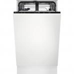 Electrolux KEAD2100L Indaplovė įmontuojama 45 cm pločio