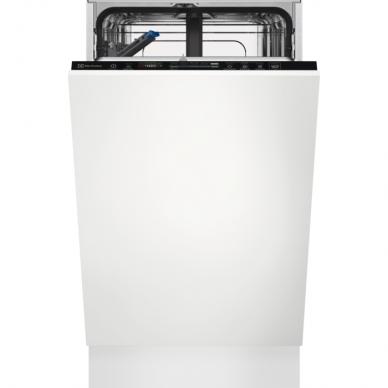 Electrolux EEG62300L Indaplovė įmontuojama 45 cm pločio