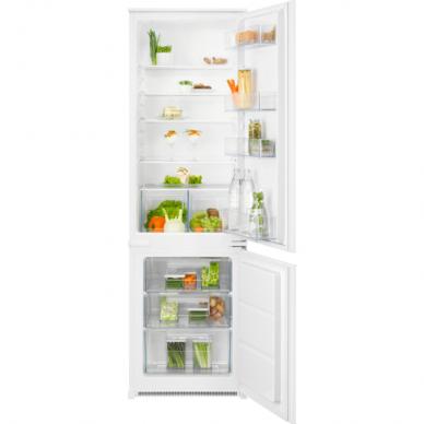Electrolux KNT1LF18S1 Šaldytuvas įmontuojamas