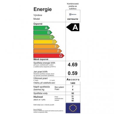EW7W447W  Electrolux SKALBIMO MAŠINA 2