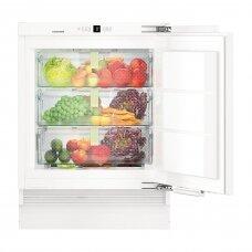 LIEBHERR SUIB 1550 Šaldytuvas įmontuojamas