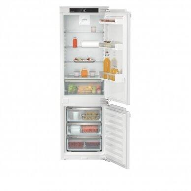 LIEBHERR ICe 5103 Šaldytuvas įmontuojamas