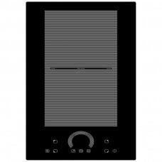 Schlosser ID 357 S Domino kompaktinė kaitlentė