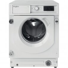 Whirlpool BI WMWG 71483E EU N Skalbimo mašina įmontuojama