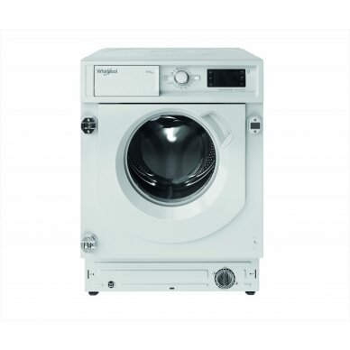 Whirlpool BI WDWG 751482 EU N Skalbimo mašina su džiovinimu